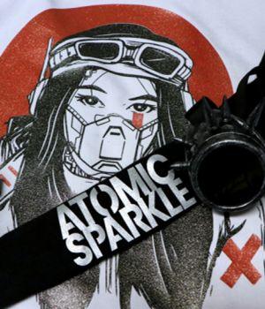 "<h1><span style=""color: #99cc00;"">ATOMIC </span>SPARKLE</h1>"